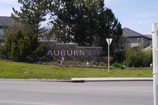 Auburn Bay Calgary Homes