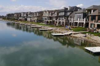 Chaparral Calgary Homes