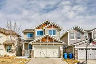 Silverado Calgary Homes